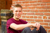 Jordan Senior Pics Set 2